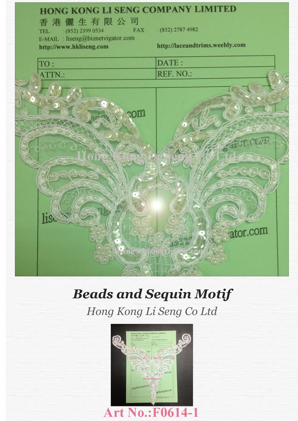 Major Supply Beads and Sequins Applique Manufacturer Wholesaler and Supplier