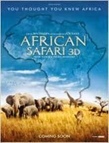 Baixar Safári na África Dublado RMVB + AVI + Torrent
