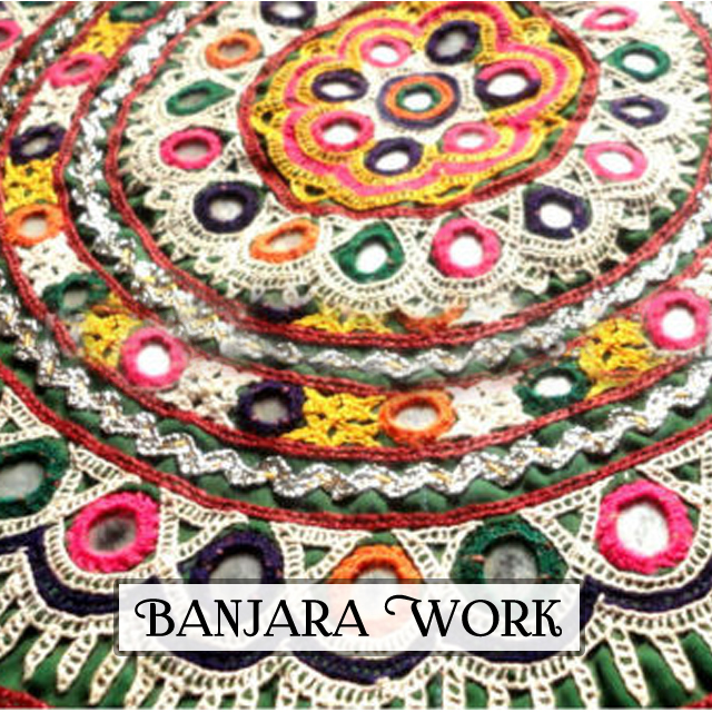 Theethnicroute Types Of Indian Handwork Embroidery Every Woman
