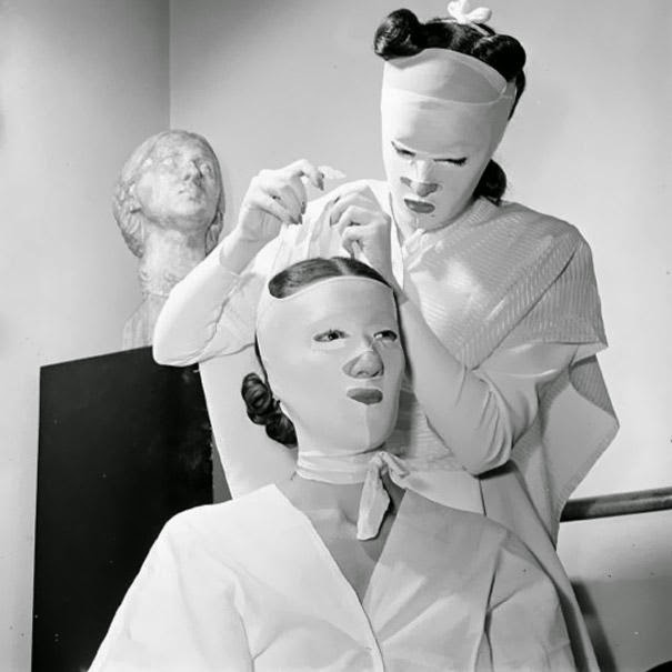 Unknown Beauty Treatment