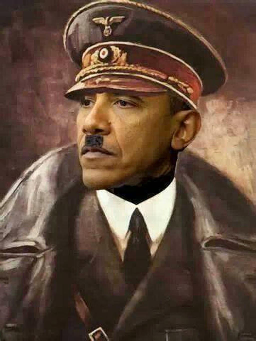Fuhrer Obama