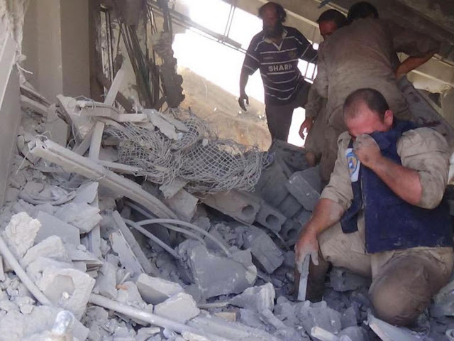 Russian Airstrikes Kill Many Civilians