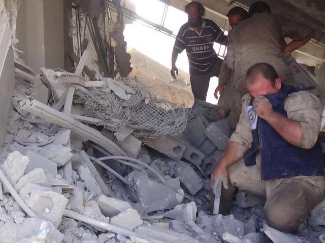 Russian Airstrikes Kill Many Civilians