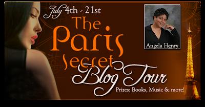The Paris Secret Blog Tour & Giveaway