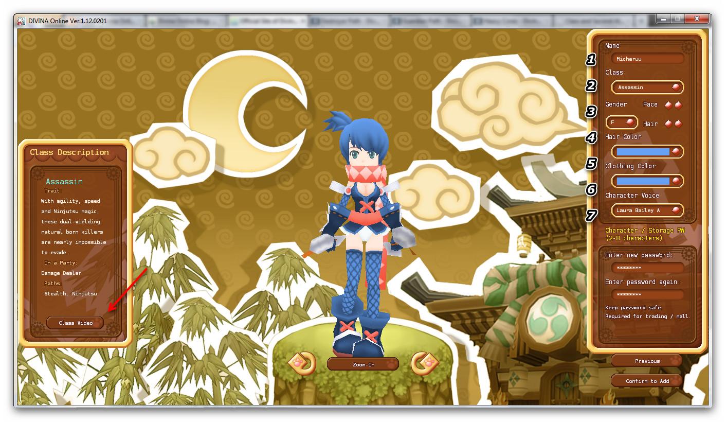 divina online blog divina online character creation guide rh divina online blogspot com