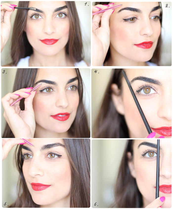 how to get the perfect eyebrows, brow tips, how to properly wax eyebrows, eyebrows
