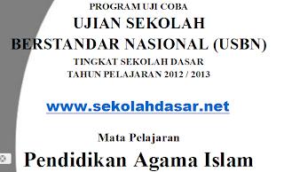 Download Soal Soal Usbn Pai Sd Tahun 2013 Kumpulan Soal Soal Sd