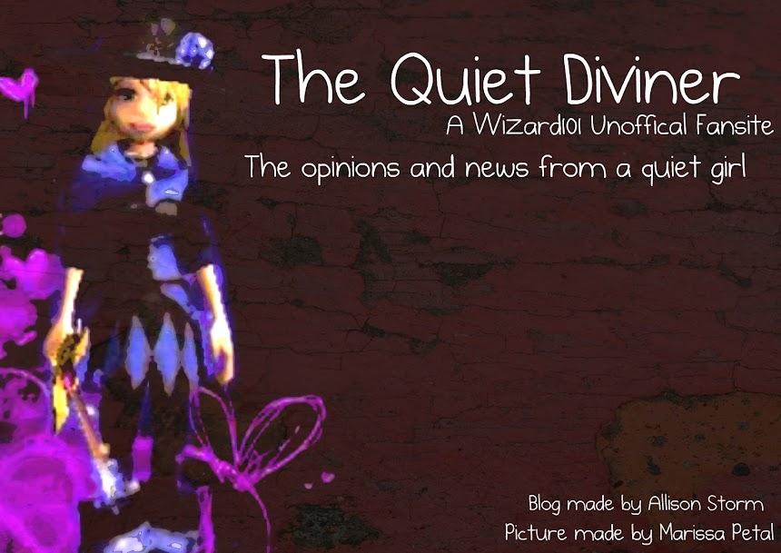 The Quiet Diviner