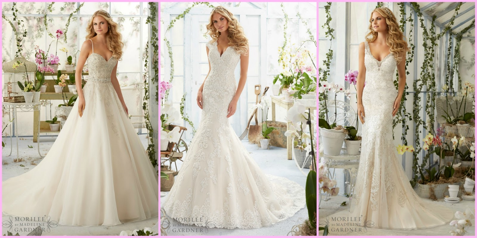 Brides of America Online Store: Mori Lee\'s Spring 2016 Collection is ...