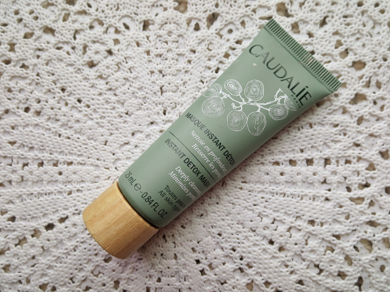 a picture of Caudalie Instant Detox Mask