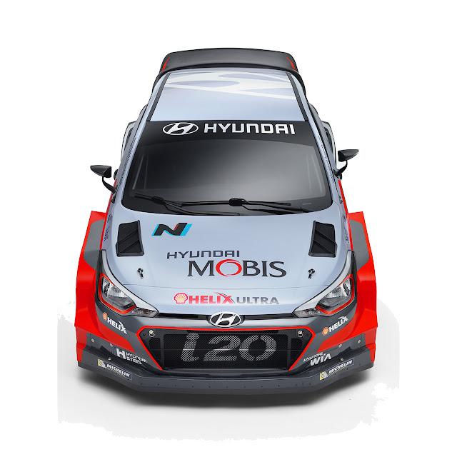 Hyundai Motorsport i20 challenger