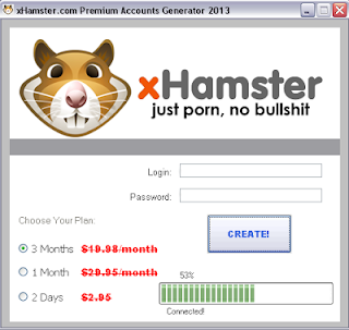 club premium account generator