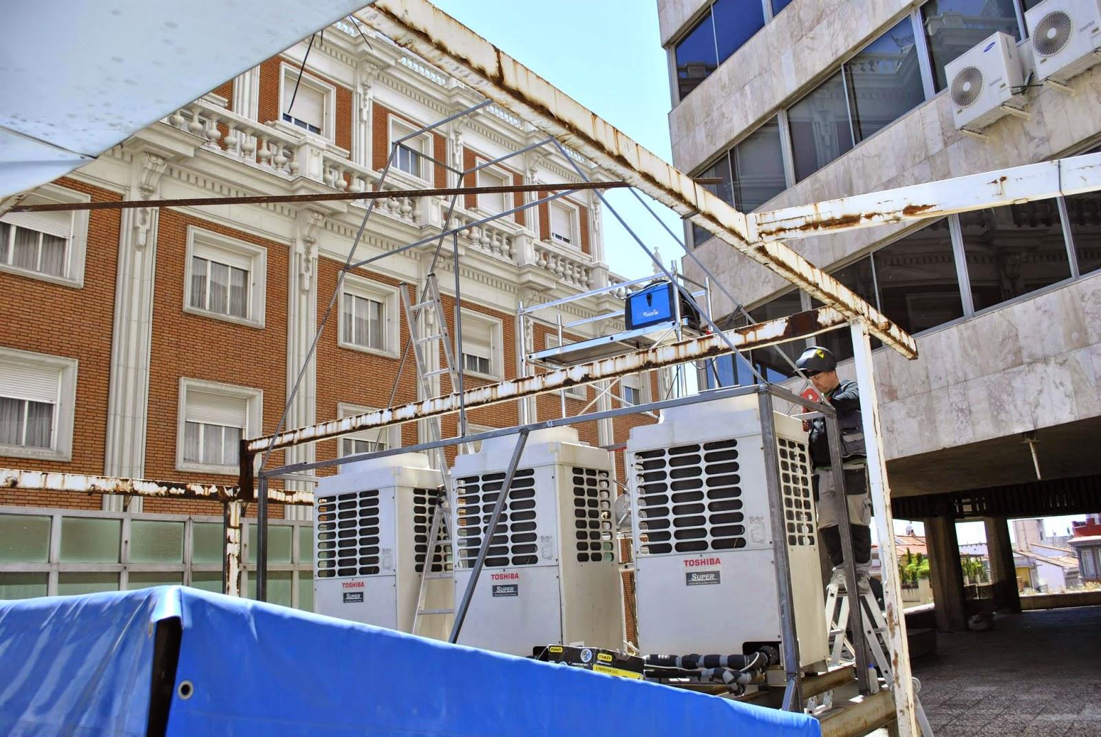 oferta sustituir aire acondicionado Madrid