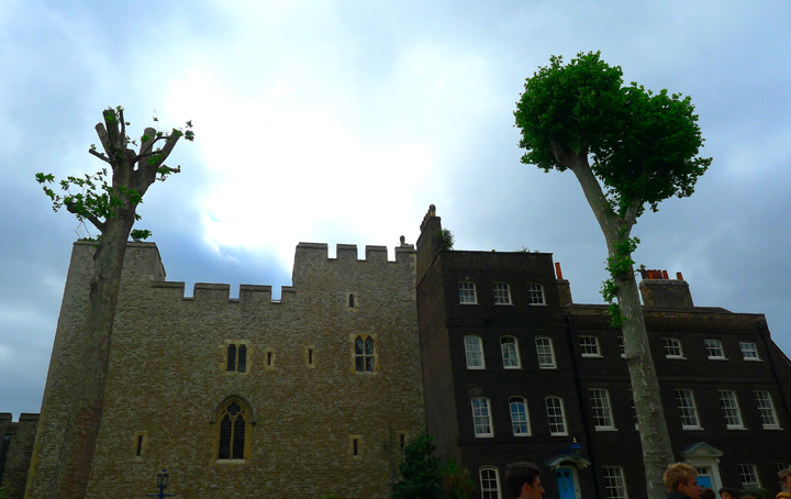 The Tower of London is said to be the most haunted castle in England.