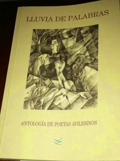LLUVIA DE PALABRAS/ANTOLOGÍA DE POETAS AVILESINOS