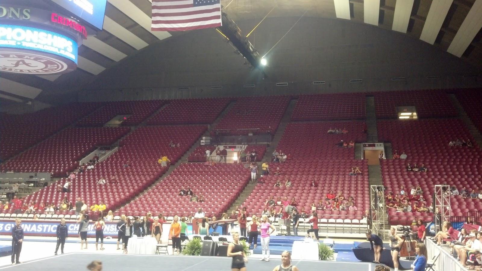 117 University Of Alabama Coleman Coliseum Tuscaloosa