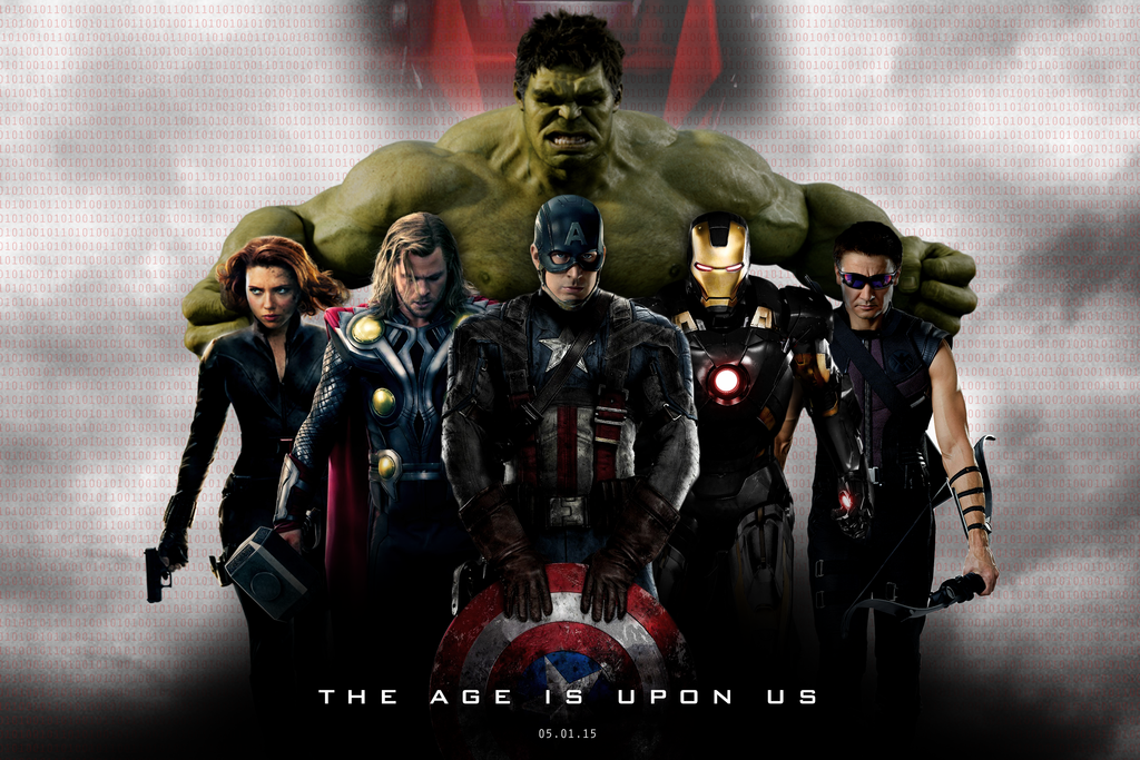 Watch Avengers: Age of Ultron (2015) Full Movie