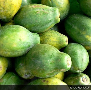 Genetically Engineered Papaya