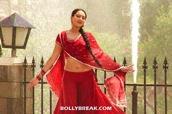 Sonakshi Sinha in Red - (8) - POLL - Who looks Hottest in Red? 