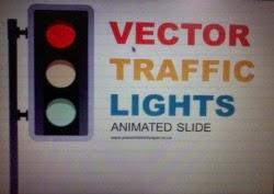 Traffic Light Powerpoint Template