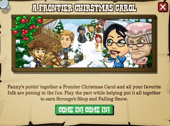 frontierville-christmas-carol