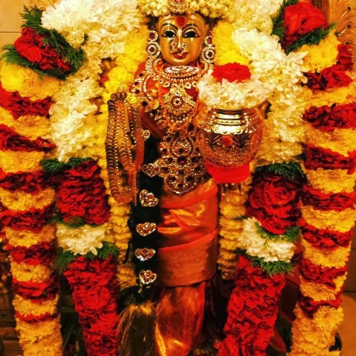 Goddess Sri Mahalakshmi