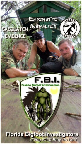Official Florida Bigfoot Investigation blog
