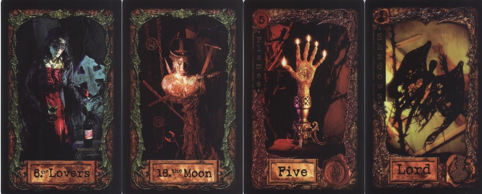 Mr La Luna S Tarot Blog October 2012