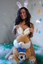 Sexy Easter At Luna's Cam!
