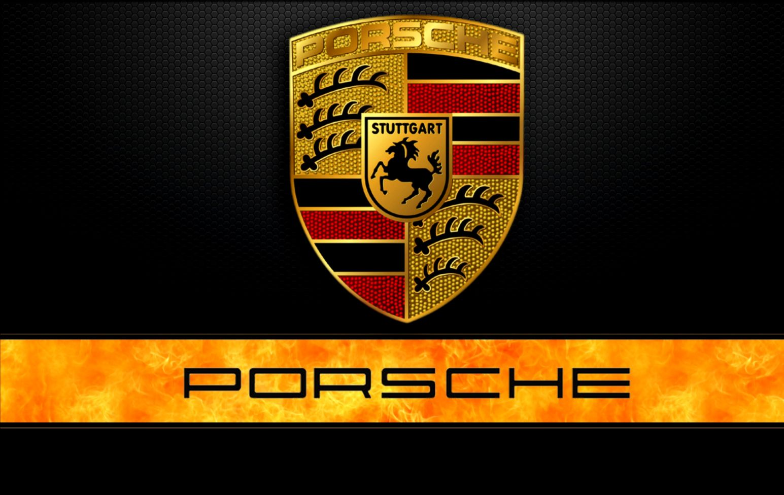 View Original Size FunMozar Porsche Logo Image Source From This