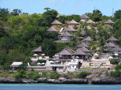 Villa Satu Malam Di Coconut Beach Resort