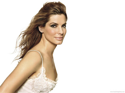 Sandra Bullock Gorgeous Celebrity Wallpaper