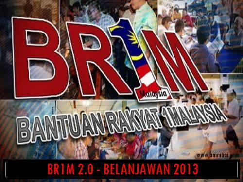 Semakan Keputusan BR1M 2.0
