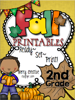 http://www.teacherspayteachers.com/Product/Fall-Printables-for-Second-Grade-Ready-Set-Print-1449342