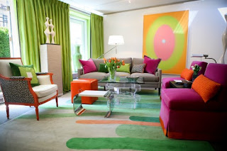 Spruce up Your Interiors with Bold Neon Colors