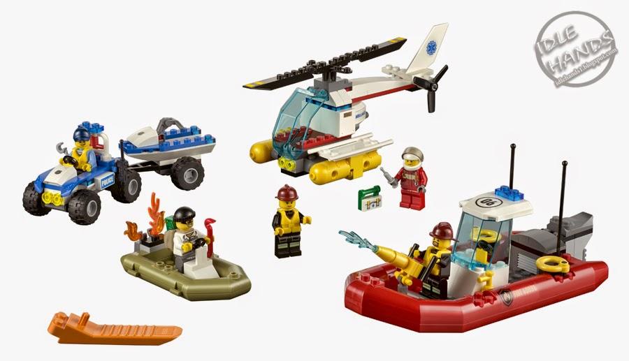 Lego city 2015 fall sets - cfcbc