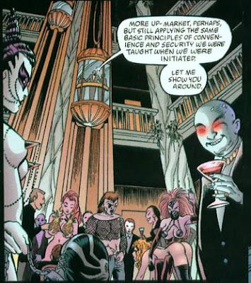 Vampirella Grant Morrison