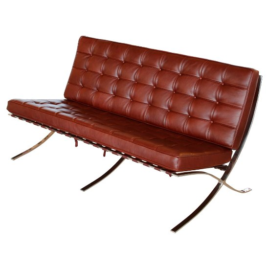Ballpoint Pen Leather Couch7