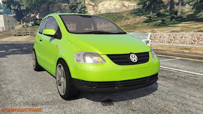 Baixar carro Volkswagen Fox 1.0 Para GTA V