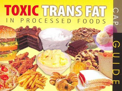 the fast food industry and trans fat Five major fast food chains have significantly decreased trans fats in the oils they use to cook food, according to new research.