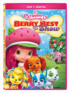 Strawberry Shortcake Berry Best in Show DVD