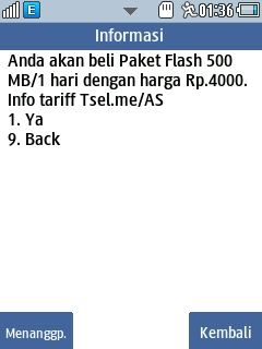 Cara Membeli Paket MidNight Paket internet Murah, Paket Sahur Telkomsel Update 2 Juli 2015
