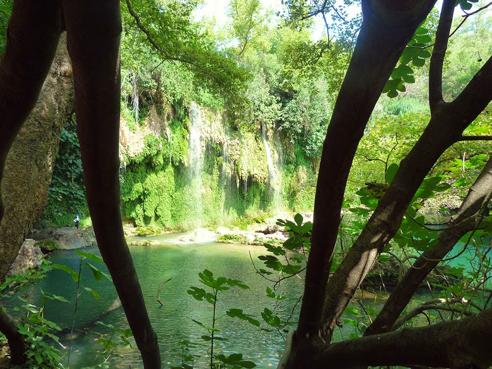 Kursunlu Selalesi waterfalls