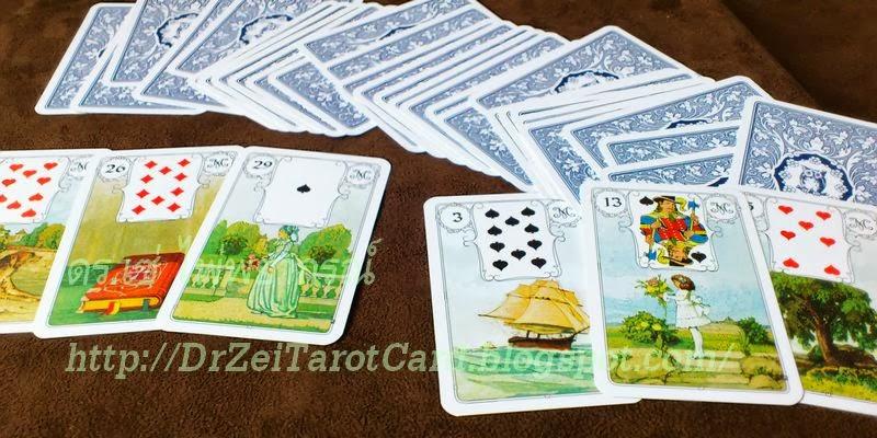 Fanning Card Spread Blue Owl นกฮูกน้ำเงิน แจ๊ค โพดำ โพธิ์ดำ ดอกจิก สิบโพดำ สิบข้าวหลามตัด ความหมายไพ่ป๊อก ดูดวง Oracle วางไพ่ สามใบ