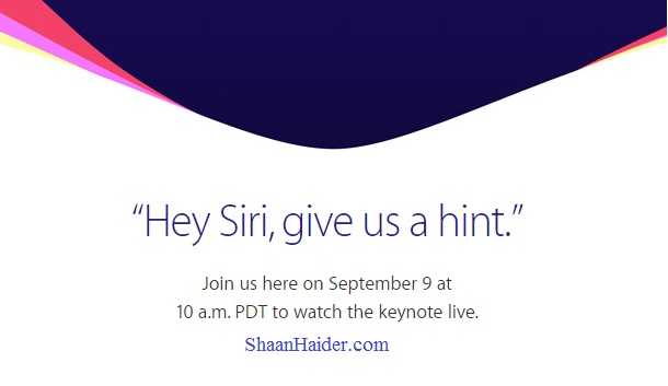 Watch Apple iPhone 6S Launch Live Stream Online on Mac, iOS, Apple TV, Windows and Android