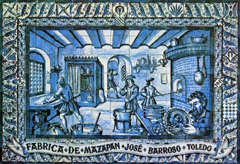 MAZAPANES BARROSO