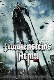 Ver Pelicula Frankenstein's Army online