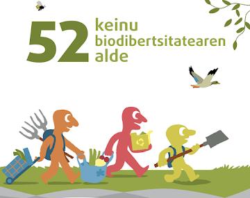 Bioaniztasunaren alde: