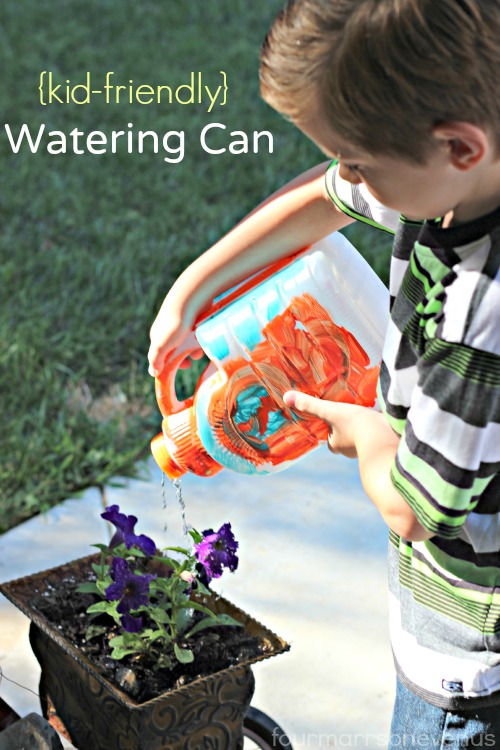 kid-friendly Watering Can