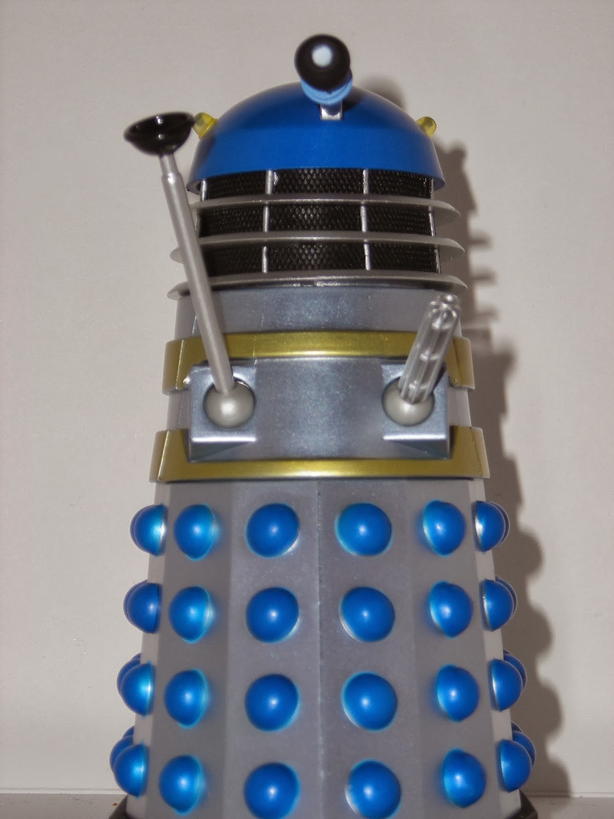 """If you squint I can be a movie Dalek"""